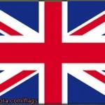 The United Kingdom flag